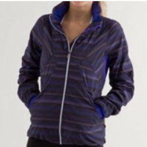 Lululemon Run Hustle Jacket
